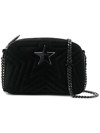 60af1bec58 Stella McCartney star crossbody bag - Black