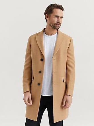 Studio Total Rock Lambton Wool Coat Brun