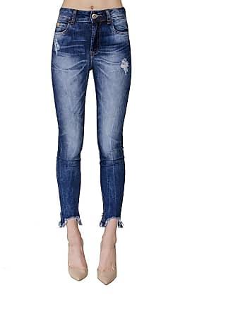 9528d1482a Colcci Calça Jeans Bia Barra Assimétrica Colcci Feminina - Feminino