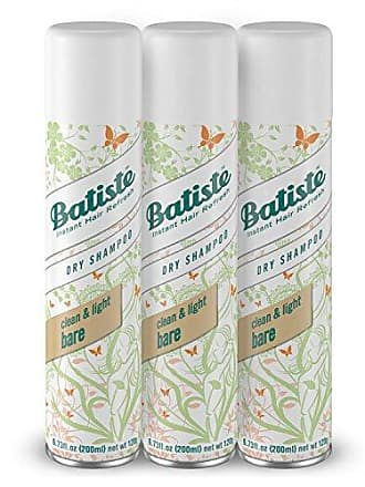 Batiste Dry Shampoo, Bare, 3 Count