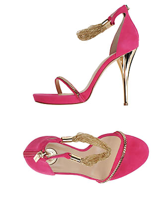 sandaletten in pink 86 produkte bis zu 68 stylight. Black Bedroom Furniture Sets. Home Design Ideas