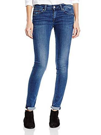 6d2bc06f9eea93 Tommy Jeans Damen Low Rise Sophie Skinny Jeans Blau (NICEVILLE MID STRETCH  916) W26