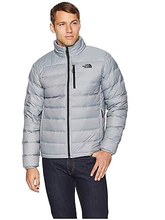 The North Face Aconcagua Jacket (Mid Grey) Mens Coat