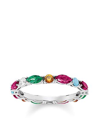 Thomas Sabo Thomas Sabo ring multicoloured TR2185-477-7-48