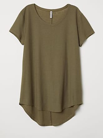 H&M Jersey Top - Green