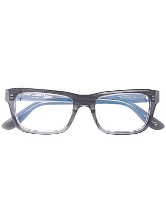 Saint Laurent Eyewear Armação de óculos SLM22 004 - Cinza