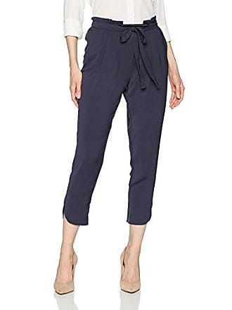 Ramy Brook Womens Allyn Pant, Navy, Small