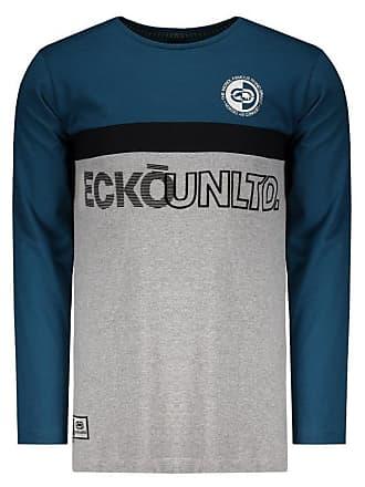 0b7437e59 Ecko Camiseta Ecko Especial Manga Longa Masculina - Masculino