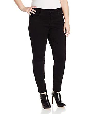 4cb392f608f NYDJ Womens Plus Size Alina Skinny Jeans in Super Sculpt Denim