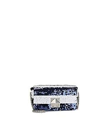 7b587cdb75 Sonia Rykiel Womens Le Copain Medium Sequined Chain Shoulder Bag - Silver