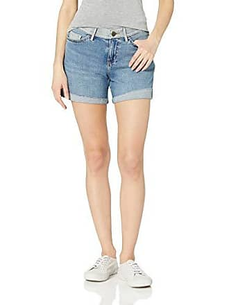 b47214a0 Lee Womens Flex Motion Regular Fit 5 Pocket Short, Bristol Reversed Denim, 4