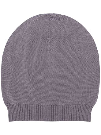 Rick Owens knitted hat - Azul