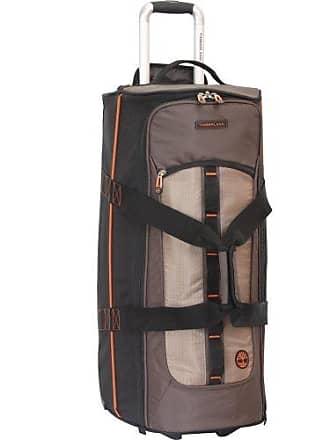 Timberland 28 Wheeled Duffle Luggage Bag, Cocoa