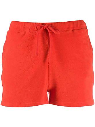 Majestic Filatures Short de tricô - Vermelho