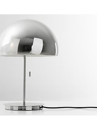 MADE.COM Collet Tischlampe, Chrom
