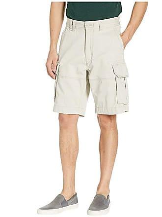 c49128c9d4 Polo Ralph Lauren Classic Fit Gellar Cargo Shorts (Classic Stone) Mens  Shorts