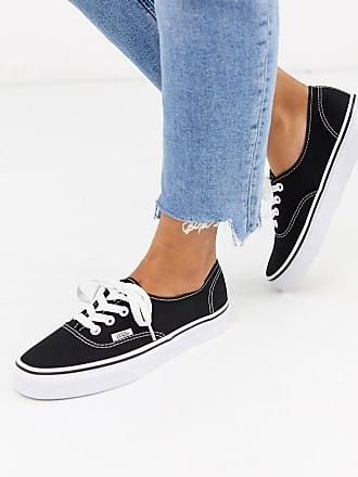Vans Classic - Authentic - Sneaker in Schwarz