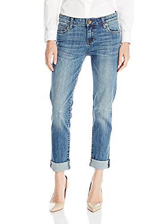 Kut from the Kloth Womens Catherine Boyfriend Jean, Authenticity 2