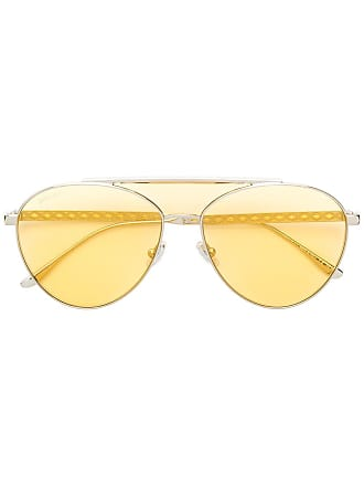Jimmy Choo Eyewear Ave sunglasses - Dourado