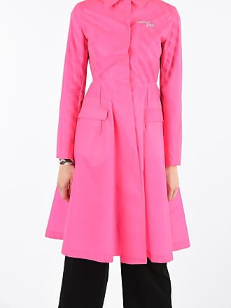 Palm Angels Touch Strap Closure Trench size 38