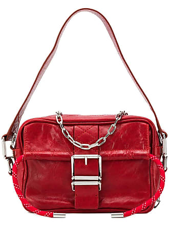 Zadig & Voltaire Johnny Crush shoulder bag - Red