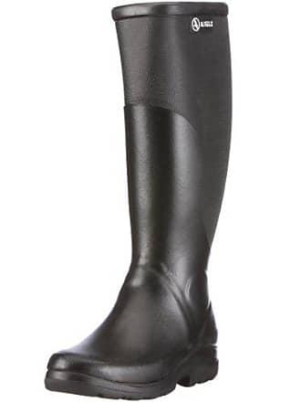 e5c0c1fd Aigle RBOOT, Botas de agua Unisex adulto, Negro (Black 46), 39