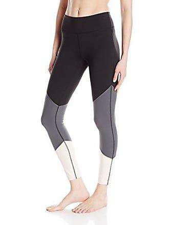 cff47a0610e85 Ivanka Trump Womens Color Block Pattern Legging, Black/Magnet/Blush, L