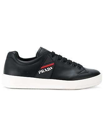 3d56df82aa7861 Chaussures Prada® en Noir   jusqu  à −68%   Stylight
