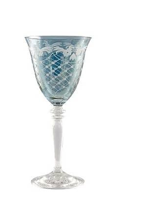 Vestindo a Mesa Taça Água Blue Romance