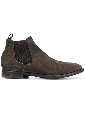 Officine Creative classic ankle boots - Brown