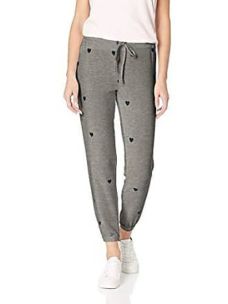 Chaser Womens Cozy Knit Lounge Pant, Heather Grey, S