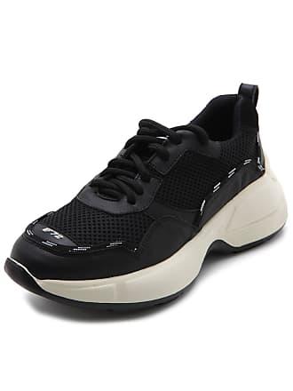 Ellus Tênis Ellus Dad Sneaker Chunky Preto