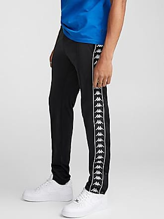 Kappa side-stripe jogger