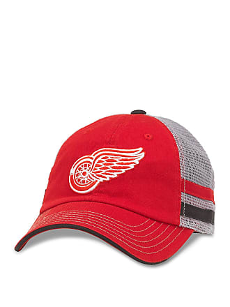 9aaeca07f83b6 American Needle NHL Detroit Red Wings Foundry Baseball Cap
