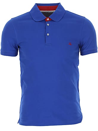 0727b0c83dff65 Fay Polo Uomo On Sale in Outlet, Blue, Cotone, 2017, S