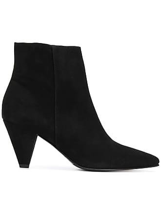 Kennel & Schmenger Ankle boot bico fino - Preto