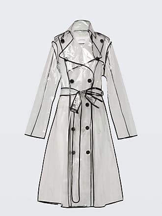 Dorothee Schumacher TRANSPARENT VEIL coat 2