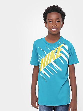 Nike Camiseta Infantil Nike Dry Tee Df Speed Block Masculina - Masculino ed86ae3a547fc