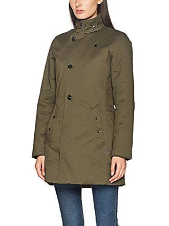00c13f1dbbd6d G-Star Minor Classic Padded Slim Coat Wmn