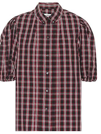 Isabel Marant Orem checked cotton shirt