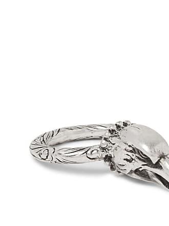 b637b012e Gucci Eagle Head Sterling Silver Ring - Silver