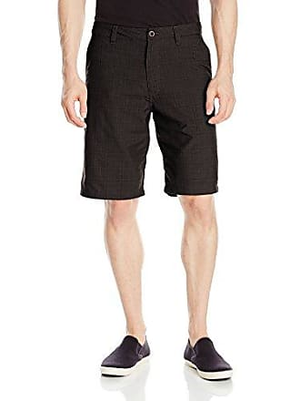 O'Neill Mens 22 Inch Outseam Classic Walk Short, Black 15 28