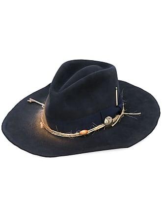 Nick Fouquet The Soloist hat - Blue