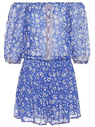 2c2c50681d Poupette St Barth Printed cotton dress