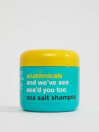Anatomicals And Weve Sea Sead You Too Sea Salt Shampoo-No Colour