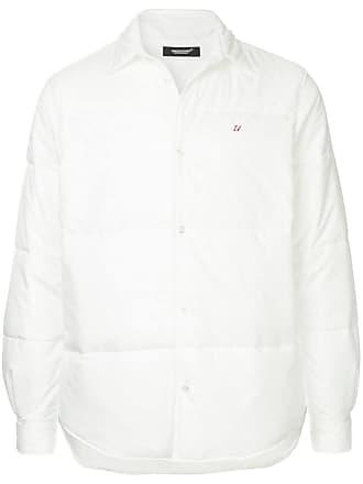 Undercover Camisa com capuz - Branco