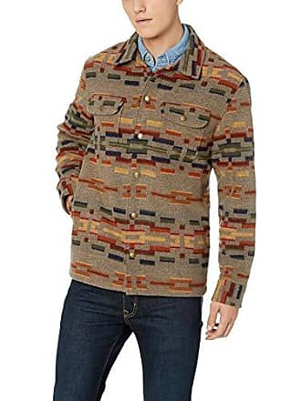 Pendleton Mens Outdoor Cruiser Coat, Painted Hills, MD