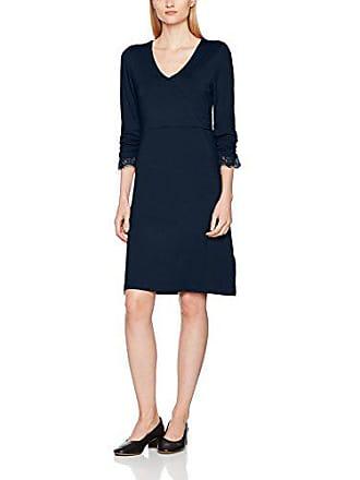 d09a5e1d11f4 Cream Rosemary Solid Dress, Vestito Donna, Blu (Royal Navy Blue 62701),