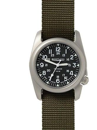 Bertucci A-2T Vintage Watch Black/Defender Olive 12075