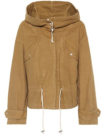 Isabel Marant Lagilly cotton jacket